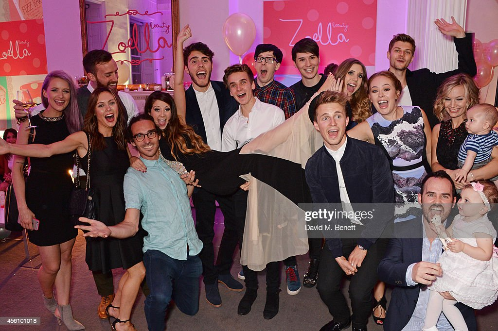 Zoella Beauty Launch Party : News Photo