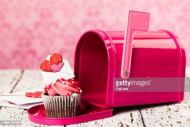 Sie haben Post: Süße-Lieferung