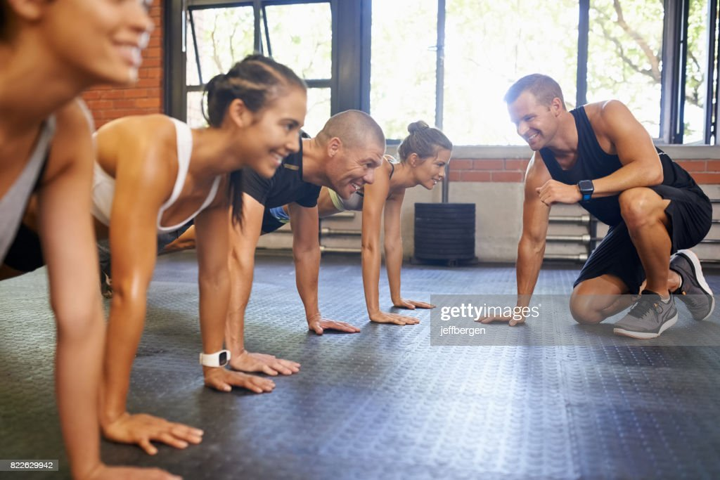 You've got more in you! : Stock Photo