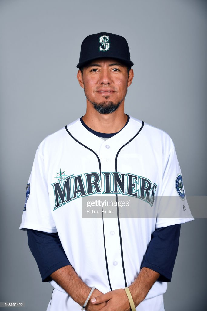 2017 Seattle Mariners Photo Day : News Photo