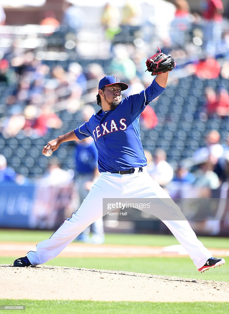 Kansas City Royals v Texas Rangers : News Photo