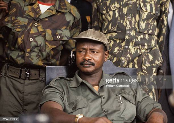 Yoweri Museveni has seized power He commanded the National Resistance Army in a rebellion against President Milton Obote and the military regime that...