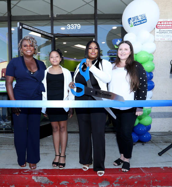 CA: Capital Postal Mailbox & Services Ribbon Cutting Ceremony