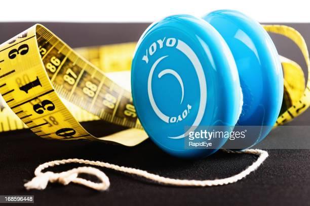 yo-yo Régime amaigrissant: Ce n'est pas la meilleure façon de perdre du poids