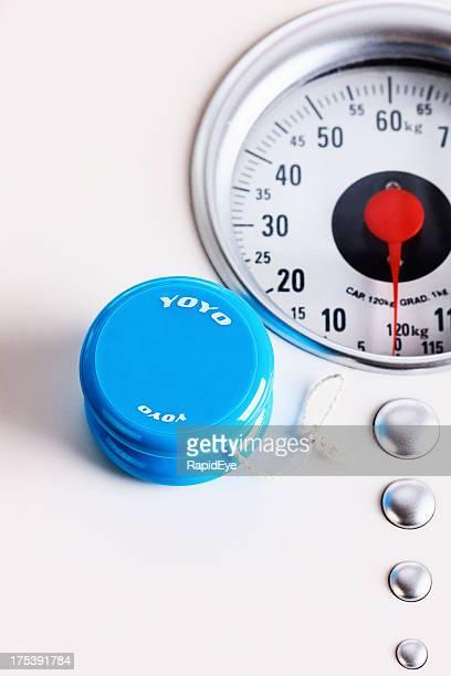 yo-yo avec les proportions: Dans un régime amaigrissant ne fonctionne pas