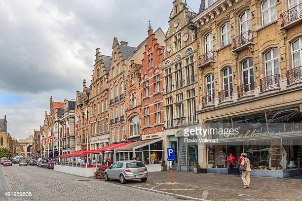 イーペル/ieper ,ベルギー - 西フランダース ストックフォトと画像