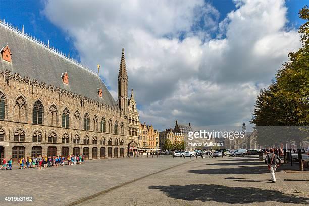 Ypres/Ieper - Grote Markt, Belgium