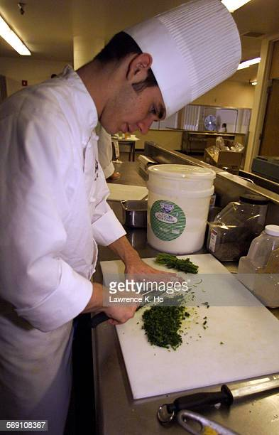LH 16 yr old boy Joseph Messina took cooking class while enrolled in a drug rehab program and discovered his real talent in cooking He won regional...