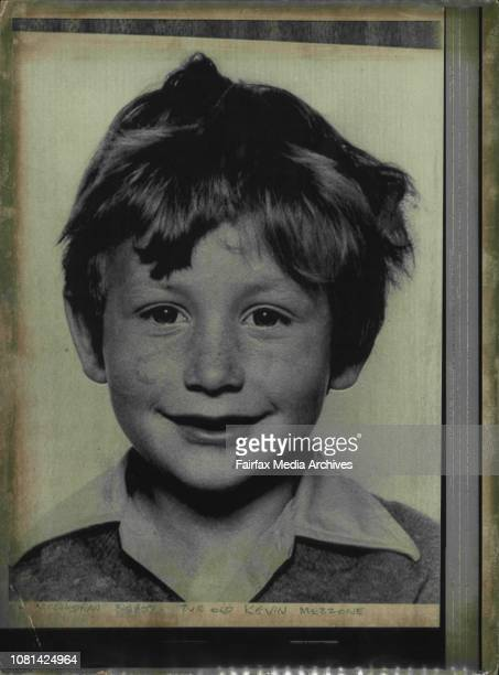 7 yr old Kevin MezzeneA Mother said today she was shocked and furious because her sevenyearold son had been caned for writing naughty and rude things...