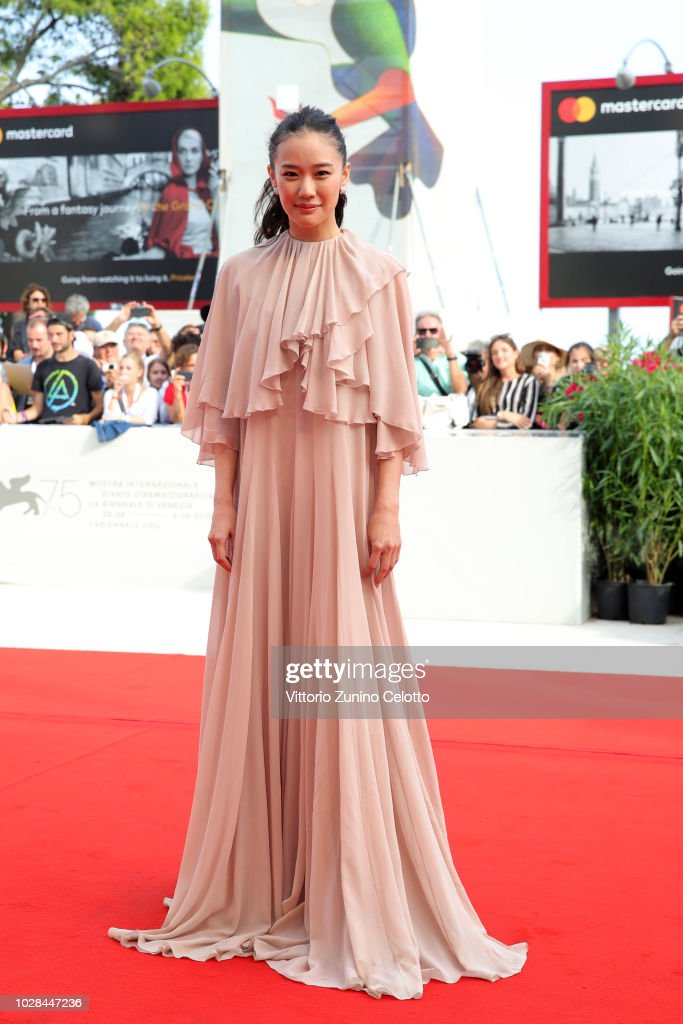 """ITA: """"Killing (Zan)"""" Red Carpet Arrivals - 75th Venice Film Festival"""