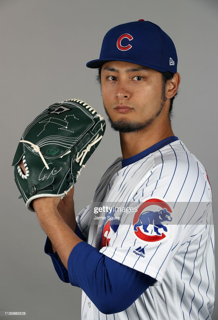Chicago Cubs Photo Day : News Photo