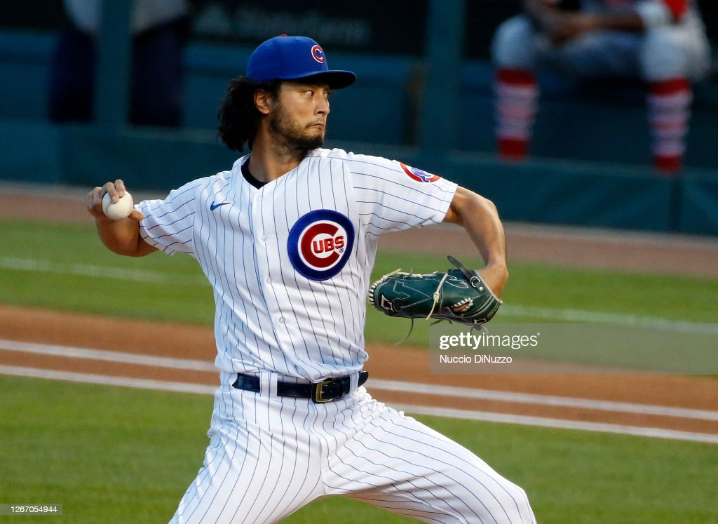 St Louis Cardinals v Chicago Cubs : ニュース写真