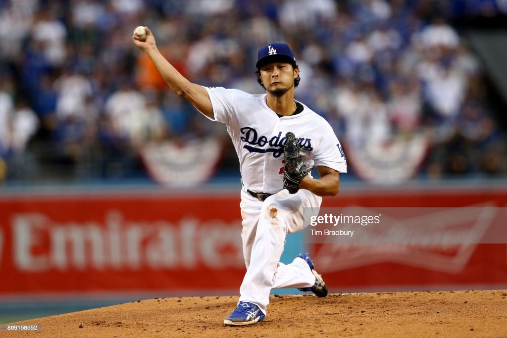 World Series - Houston Astros v Los Angeles Dodgers - Game Seven : ニュース写真