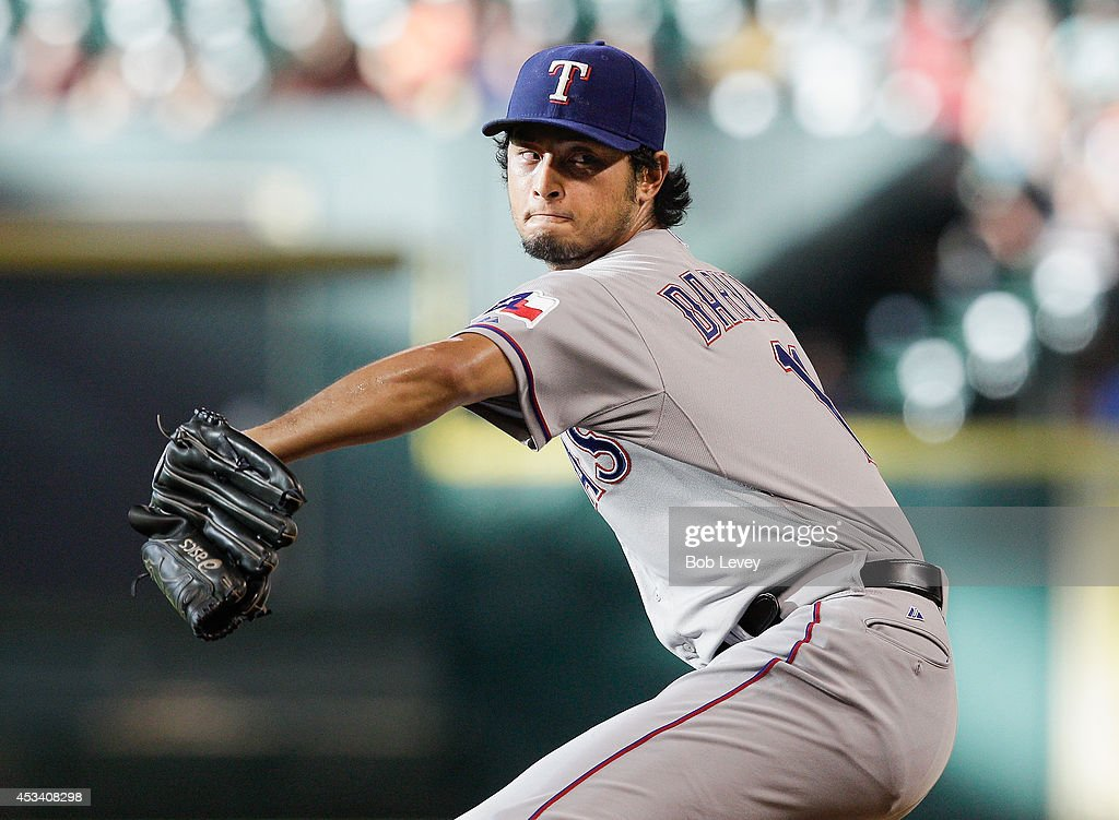 Texas Rangers v Houston Astros : News Photo