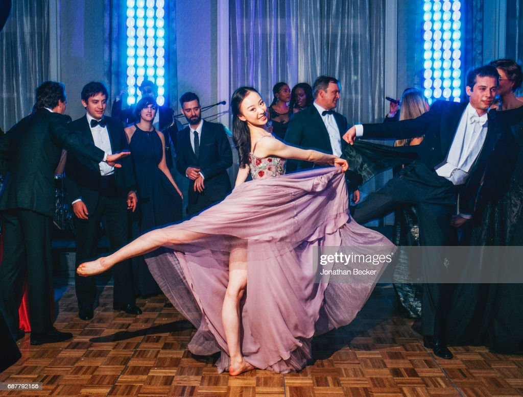 Bal des Debutantes, Vanity Fair, March 2017 : News Photo