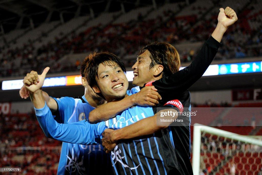 Kashima Antlers v Kawasaki Frontale - J.League