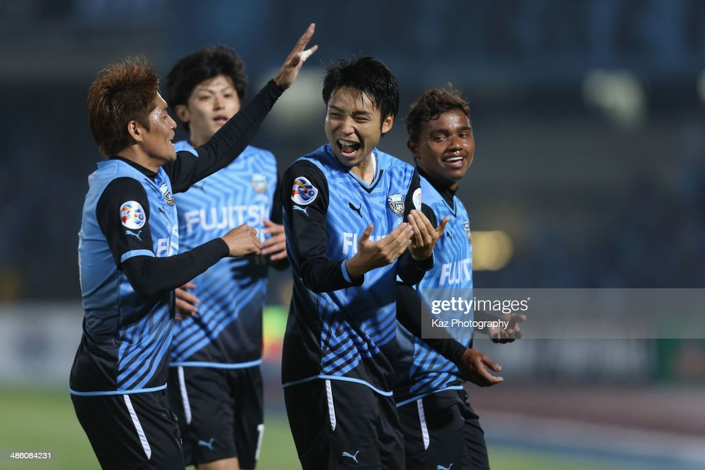 Kawasaki Frontale vs Ulsan Hyundai - AFC Champions League Group H : News Photo