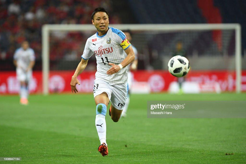 Urawa Red Diamonds v Kawasaki Frontale - J.League J1 : ニュース写真