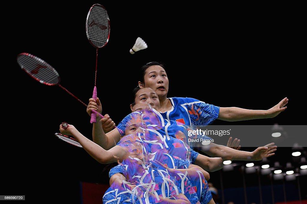 Badminton - Olympics: Day 8 : News Photo