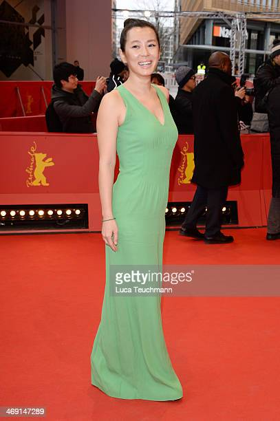Yu Nan attends 'No Man's Land' premiere during 64th Berlinale International Film Festival at Berlinale Palast on February 13 2014 in Berlin Germany