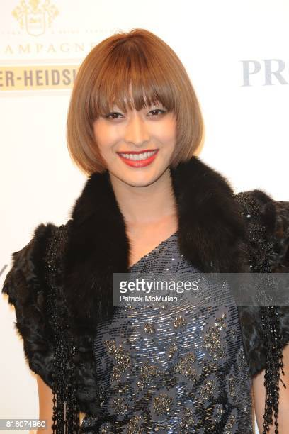 Yu Yamada attends ROBERTO CAVALLI 40th Anniversary Event CONTACT SIPA PRESS FOR SALES at Les BeauxArts de Paris on September 29 2010 in Paris France