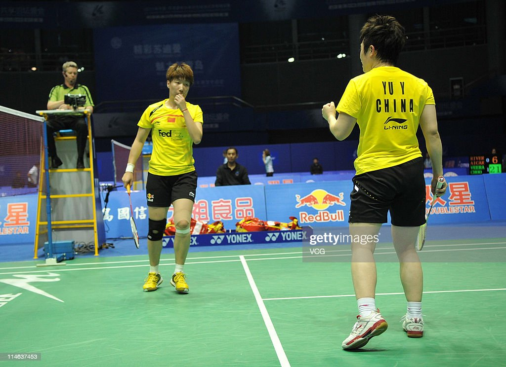 12th Sudirman Cup - Day 3