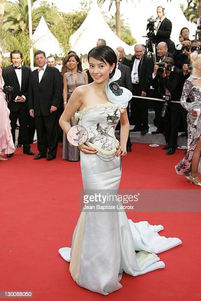 Yuan Yuan Gao during 2005 Cannes Film Festival Closing Ceremony and Chromophobia Screening at Palais Du Festival in Cannes France