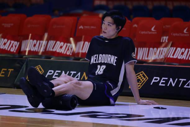 AUS: Perth v Melbourne - NBL Grand Final Series: Game 1