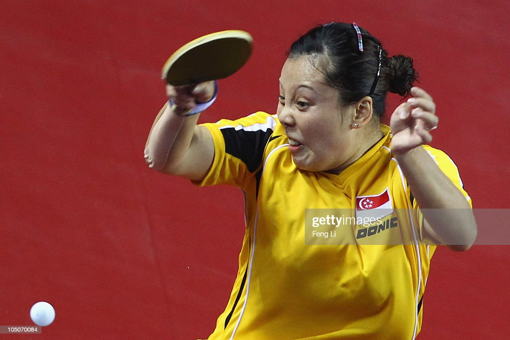 19th Commonwealth Games - Day 5: Table Tennis
