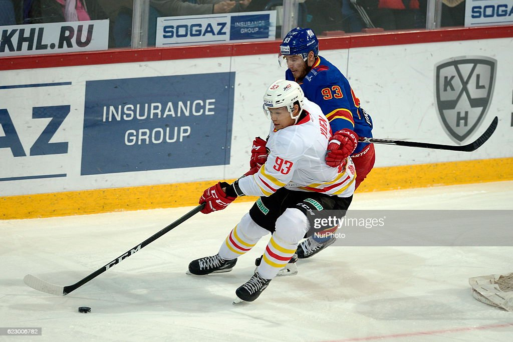 Kunlun Red Star v Jokerit - KHL ice hockey