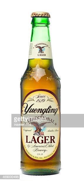 Yuengling Beer Bottle