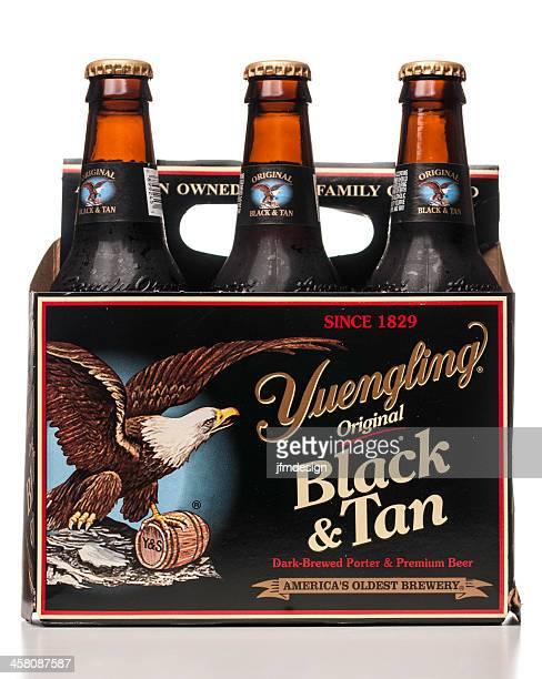 Yuengling Original Black & Tan beer six pack