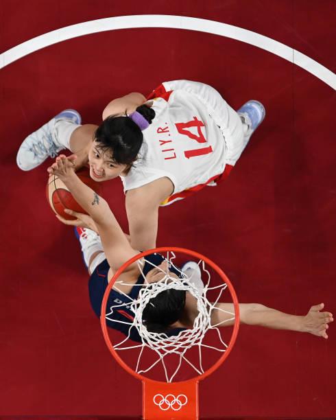 JPN: Basketball - Olympics: Day 12