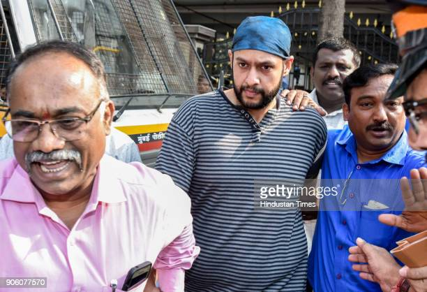 Yug Tuli coowner of Mojos Bistro was produced at Bhoiwada Court Dadar in connection with the Kamala mills fire that claimed the lives of 14 people on...