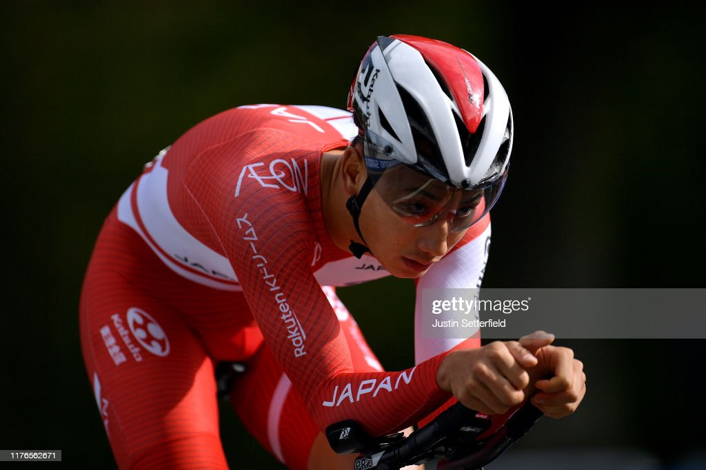 92nd UCI Road World Championships 2019 - Individual Time Trial Men Junior : ニュース写真