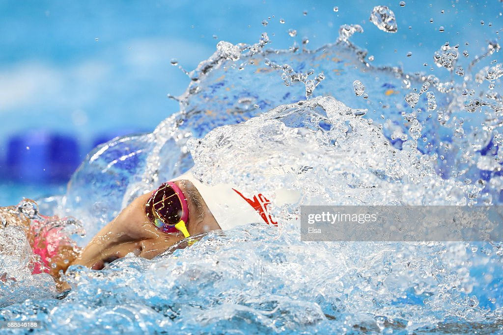 Swimming - Olympics: Day 6 : News Photo