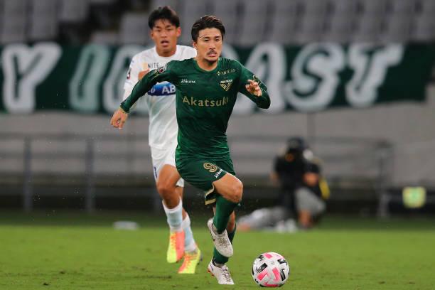 JPN: Tokyo Verdy v Montedio Yamagata - J.League Meiji Yasuda J2