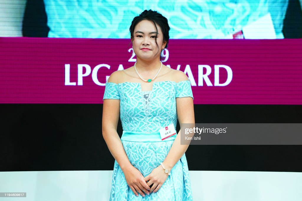 Japanese LPGA Awards : News Photo