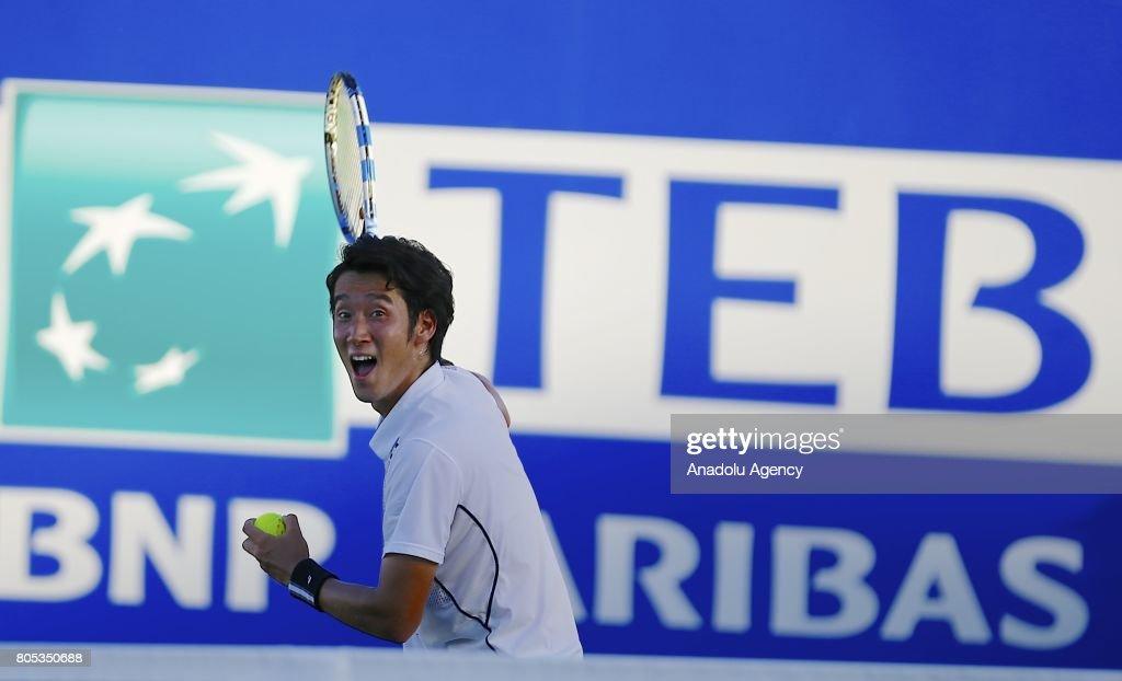 Tennis : ATP World Tour 250 Antalya Tournament : News Photo