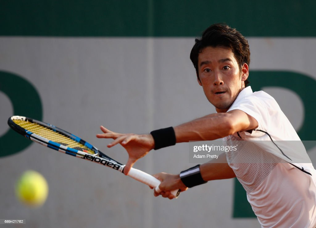 2017 French Open - Day One : ニュース写真