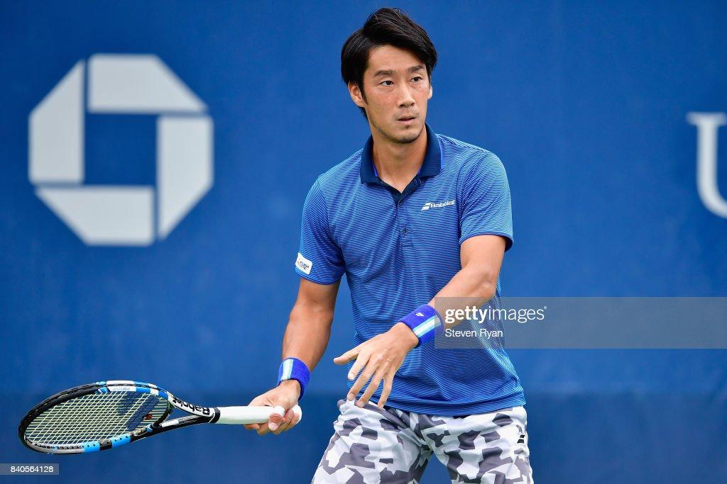 2017 US Open Tennis Championships - Day 2 : ニュース写真