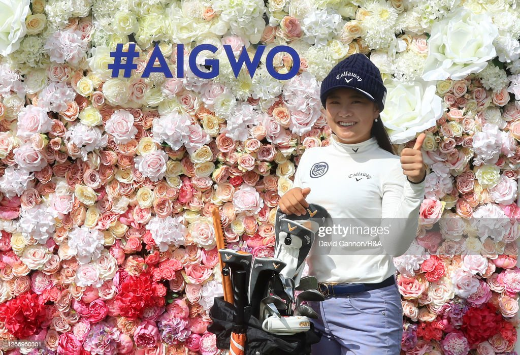 AIG Women's Open 2020 - Previews Day Two : ニュース写真