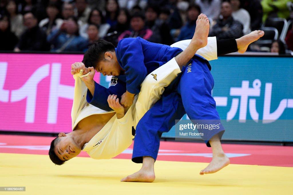Judo Grand Slam Osaka - Day 1 : ニュース写真
