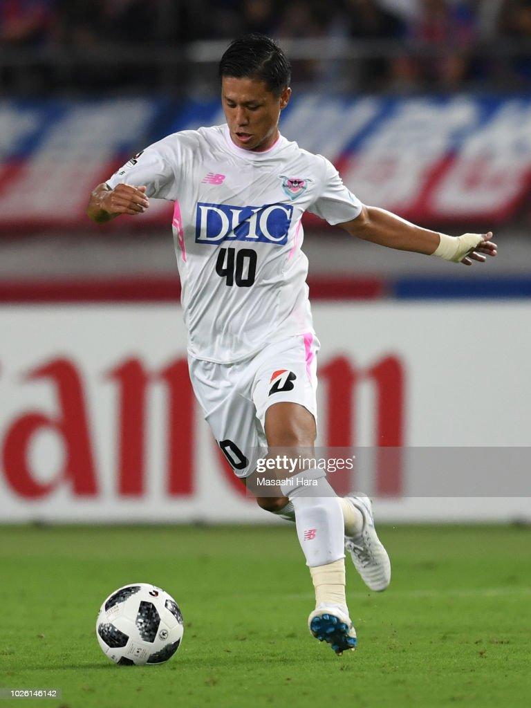 FC Tokyo v Sagan Tosu - J.League J1 : ニュース写真