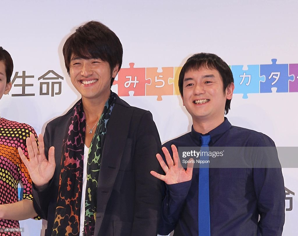 YUZU attend Press Conference In Tokyo : News Photo