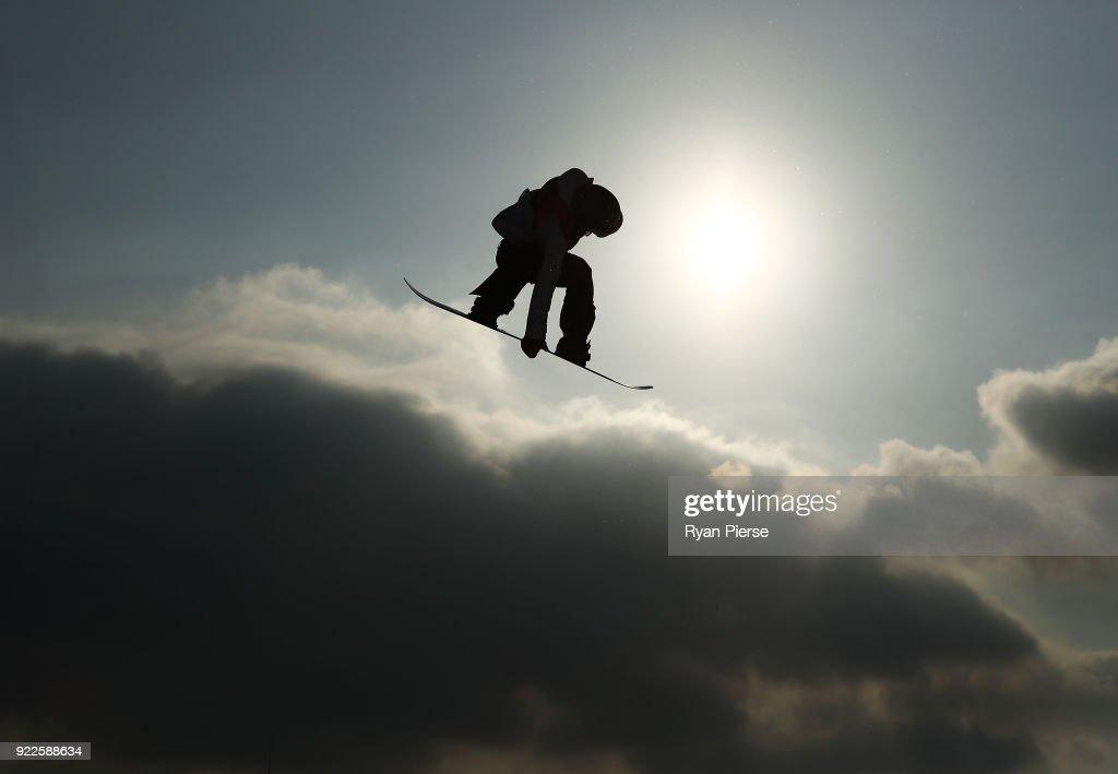 Snowboard - Winter Olympics Day 13