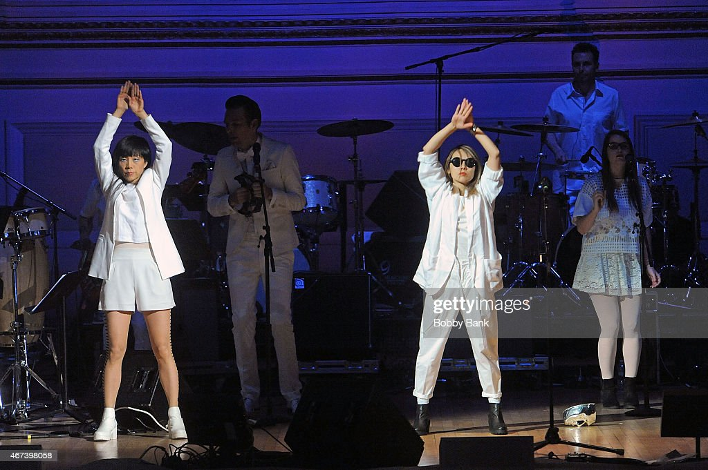 The Music of David Byrne & Talking Heads - Show : News Photo