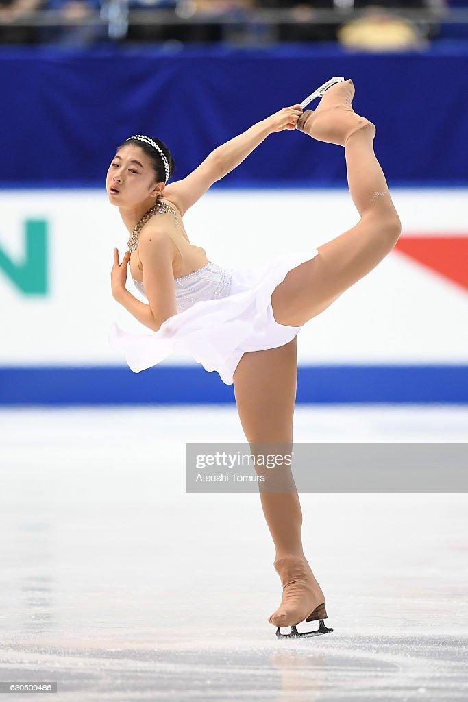 Japan Figure Skating Championships 2016 - Day 3