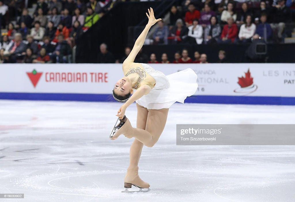 2016 Skate Canada International - Day 2