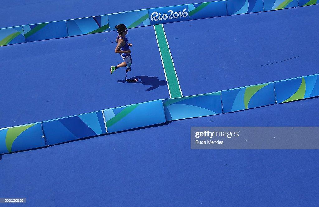2016 Rio Paralympics - Day 4 : ニュース写真
